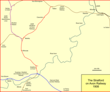 Stratford-upon-Avon railway station - Wikipedia