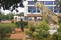 Street Scene with Tiger Statue - Bobo-Dioulasso - Burkina Faso.jpg