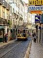 Street view with tram 12 Lisbon.jpg