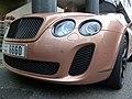 Streetcarl Bentley continental GT supersport (6559272671).jpg