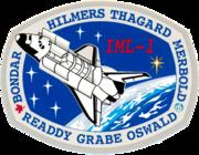 Missionsemblem STS-42