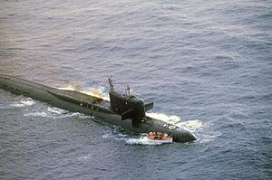 Submarine Yankee I damaged.jpg