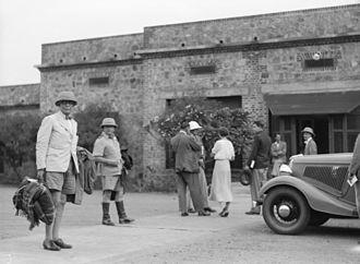 Juba - Juba Hotel in 1936.