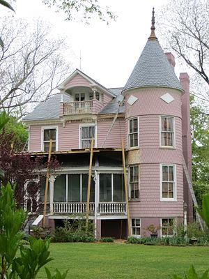 Godwin-Knight House - Godwin-Knight House, April 2013