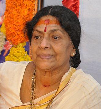 Sukumari - Image: Sukumari at kollam