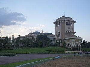 Johor State Legislative Assembly - Image: Sultan Ismail Building