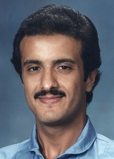 Saudi Arabian astronaut and politician