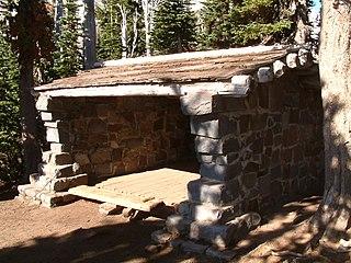 Wonderland Trail Shelters United States historic place