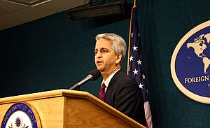 United States 2022 FIFA World Cup bid - U.S. Soccer President Sunil Gulati is the Bid Committee Chairman.