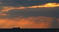 Sunrise after storm over the Solent.jpg