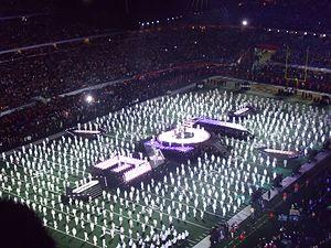 Super Bowl XLV - Super Bowl XLV halftime show
