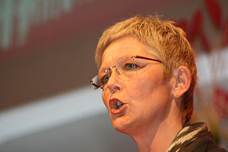 Susanne Bratli Norwegian politician
