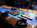 Sushi bar, Moonstar Buffet.JPG