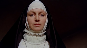 Suzy Kendall - Kendall in Story of a Cloistered Nun (1973)