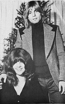 Suzy Shaw and Greg Shaw