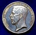 Sweden's Horse Award Silver Medal, obverse.jpg