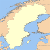 Template TalkLocation Map Sweden Wikipedia - Sweden map blank