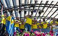 Sweden national under-21 football team celebrates in Kungsträdgården 2015-17.jpg