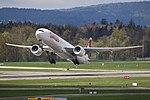 Swiss International Air Lines Boeing 777-3DE-ER HB-JNB (26540870243).jpg