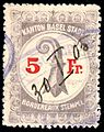 Switzerland Basel 1899 bordereau revenue 5Fr - 15B.jpg