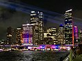 Sydney Circular Quay at night during Vivid Sydney 2017, 05.jpg