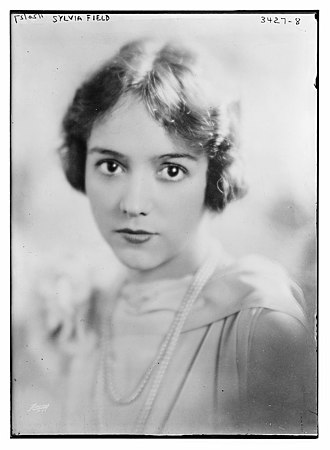 Broadway (play) - Sylvia Field, costarring with Lee Tracy in Broadway (1927)