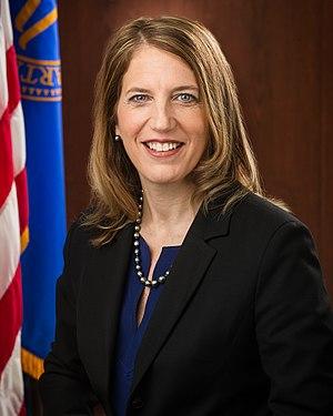 Sylvia Mathews Burwell - Image: Sylvia Mathews Burwell official portrait