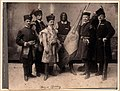 Symon Šydłoŭski, Viciebsk, Pahonia. Сымон Шыдлоўскі, Віцебск, Пагоня (1863-64).jpg