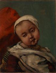 Head of Baby (Tête d'enfant)
