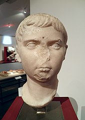 Portrait of Agrippa Postumus