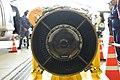 T700-IHI-401C2 turboshaft engine exhaust behind view at Maizuru Air station May 18, 2019.jpg