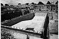 "THE Y.M.C.A.'S SWIMMING POOL DURING CONSTRUTION. בניית בריכת השחייה של מבנה ימק""א בירושלים.D635-069.jpg"