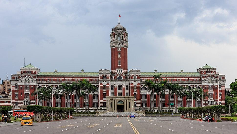 Taipei Taiwan Presidential-Office-Building-01