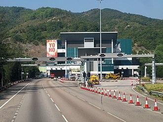 Tai Lam Tunnel - Tal Lam Tunnel