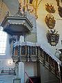 Tallinn Dom zu St. Marien Kanzel.JPG