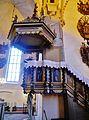 Tallinn Mariendom Innen Kanzel 2.JPG