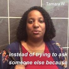Plik: Tamara W. mówi o byciu ignorowanym jako czarna matka.ogv