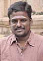 Tamil writer Samas.JPG