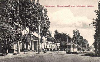 Tashkent - Tashkent, 1917
