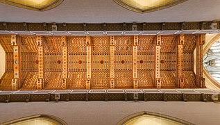 Techumbre mudéjar, Catedral, Teruel, España, 2014-01-10, DD 38.JPG