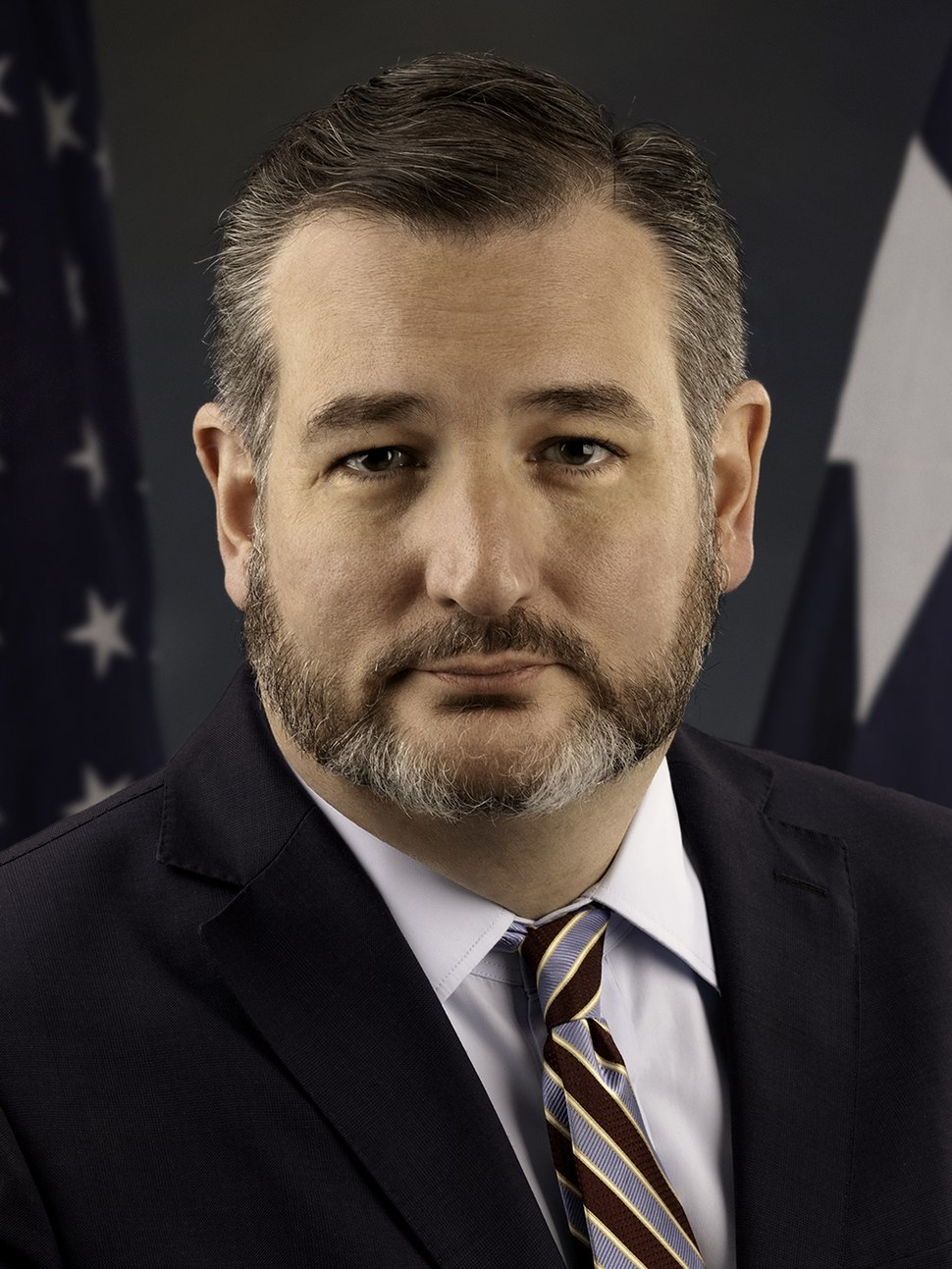 Ted Cruz official 116th portrait (cropped)