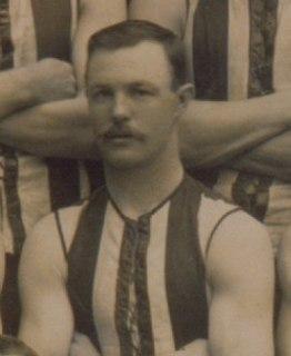 Teddy Lockwood Australian rules footballer