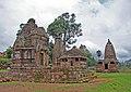 Temple cluster from Kalchuri Period.jpg