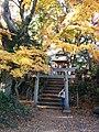 Temple on Mount Takao.jpg