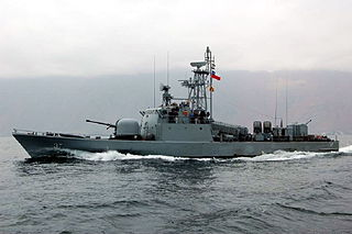 Fast attack craft ship type