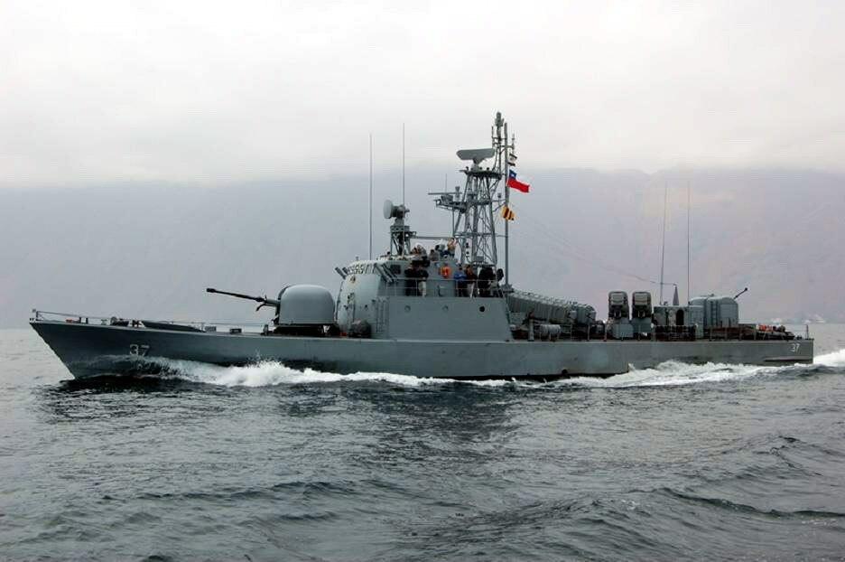 Teniente Orella LM37