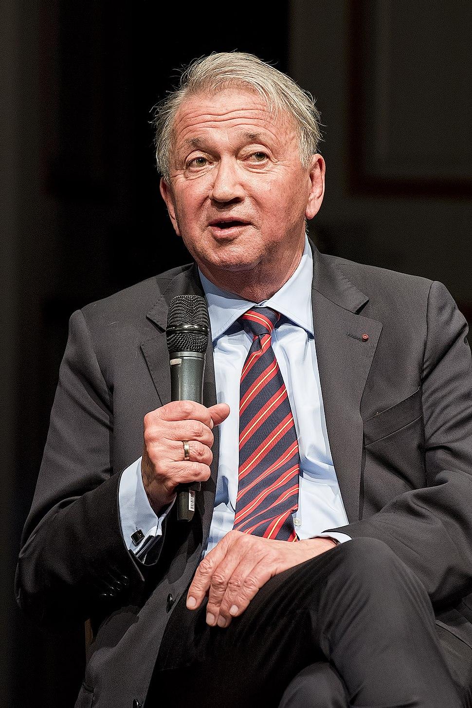 לארסן, 2017