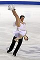 Tessa Virtue and Scott Moir at 2010 World Championships (6).jpg
