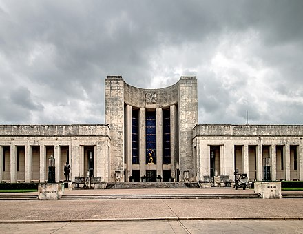 Hall of State building in Fair Park TexasCentennialBuildings1 (1 of 1).jpg