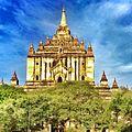 That Byin Nyu @ Bagan, Myanmar - panoramio.jpg
